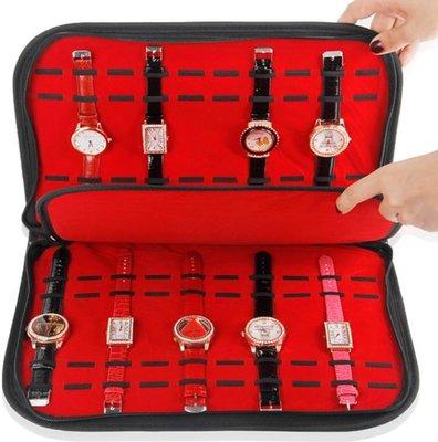 Display map voor horloges en / of armbanden