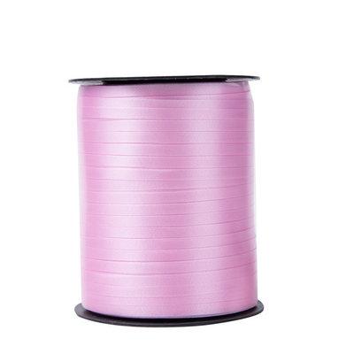 Krullint lila 5 mm 500 mtr / cadeau lint
