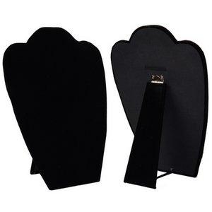 inklapbare ketting display hals 30cm